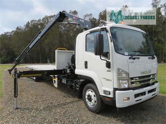 2019 Isuzu FSR 140 260 AUTO XLWB Midcoast Trucks - Trucks for Sale