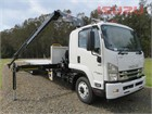 2019 Isuzu FSR 140 260 AUTO XLWB Crane Truck