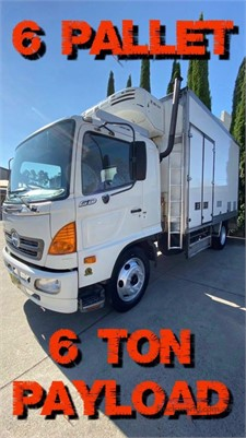 2006 Hino GD Southern Star Truck Centre Pty Ltd  - Trucks for Sale