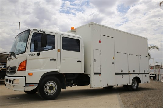 2003 Hino 500 Series 1126 FD - Trucks for Sale