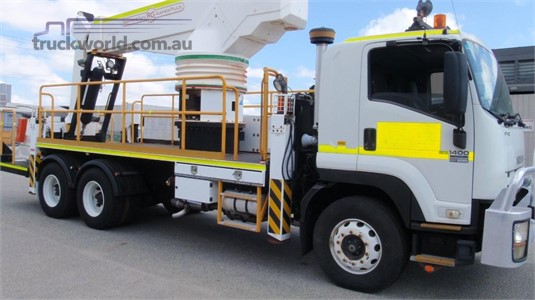 2008 Isuzu FVZ 1400 Auto - Trucks for Sale