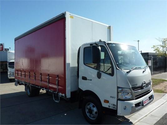 2017 Hino 300 Series 921 - Trucks for Sale