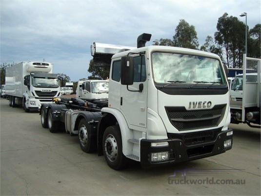 2017 Iveco Acco - Trucks for Sale