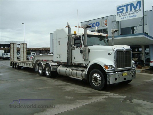 2007 International 9900i Eagle - Trucks for Sale