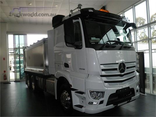 2018 Mercedes Benz Actros 2658LS - Trucks for Sale