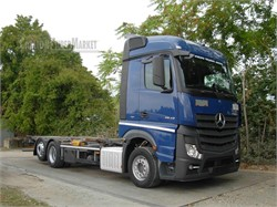 MERCEDES-BENZ ACTROS 2545  used