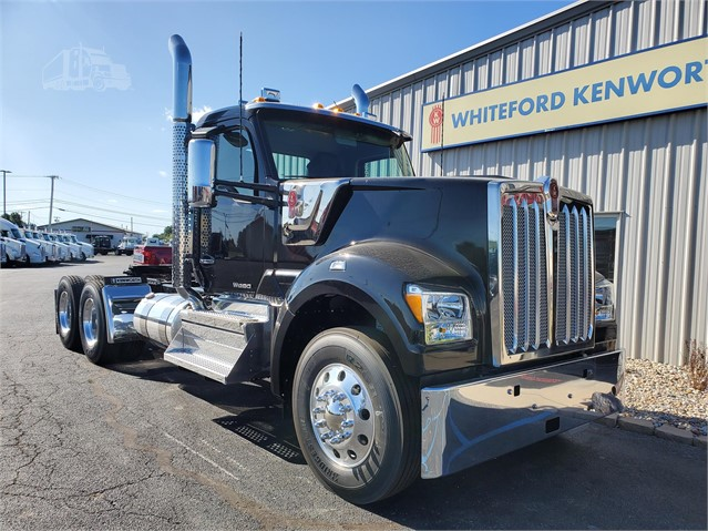 2020 Kenworth W990 For Sale In Perrysburg Ohio Truckpaper Com