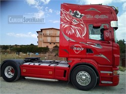SCANIA R580  used