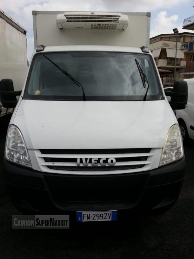 Iveco DAILY 35C12 used 2008