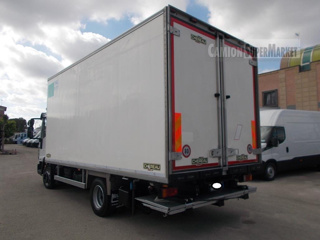 Iveco EUROCARGO 120EL22 used 2007 Campania