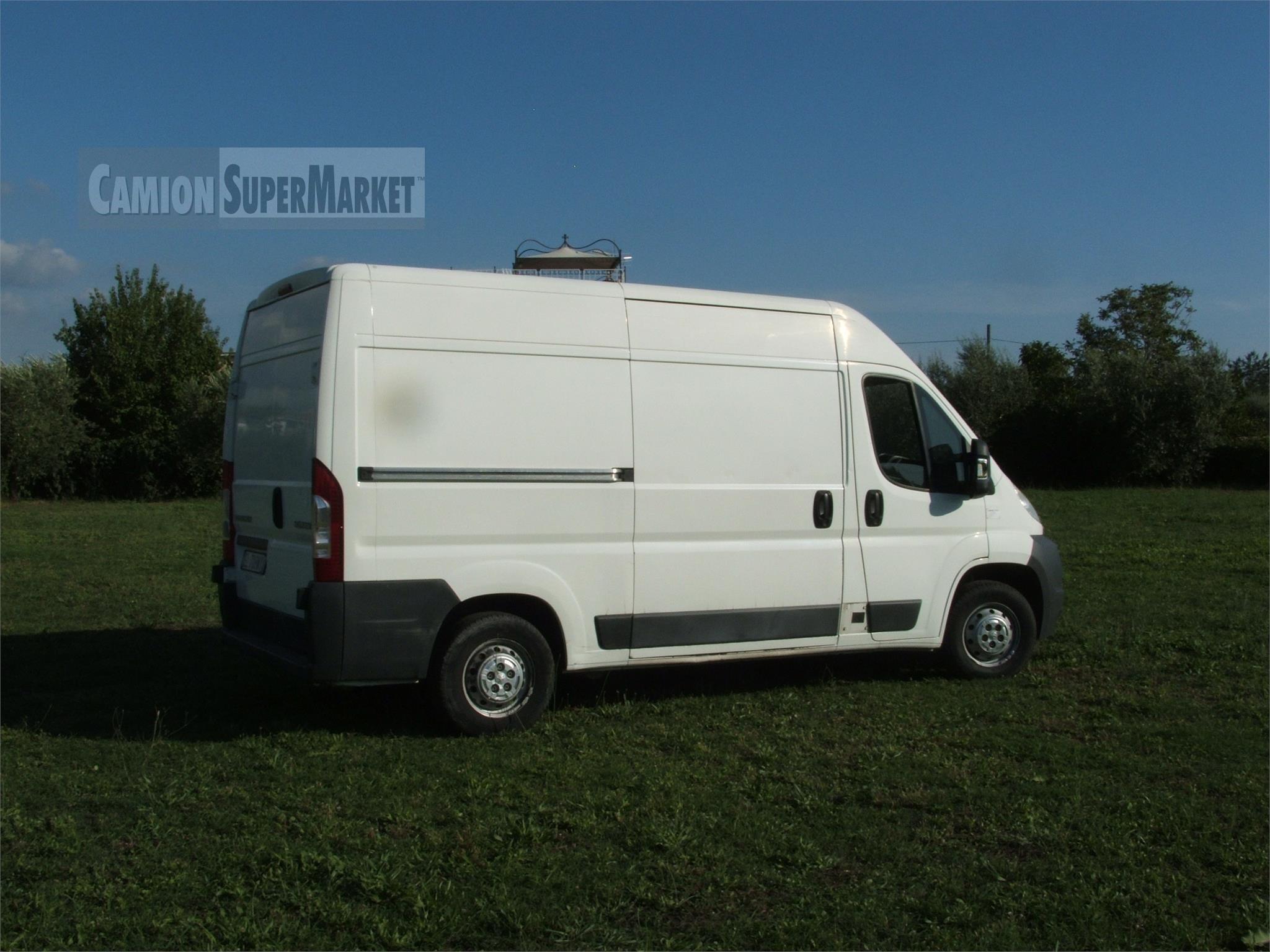 Peugeot BOXER 120HDI Usato 2012
