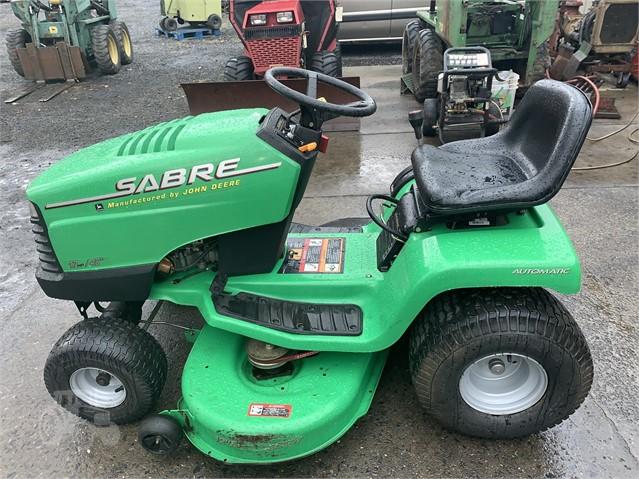 John Deere Sabre >> 2001 John Deere Sabre 1742hs For Sale In Duncannon Pennsylvania