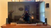 """Sony 48"""" Television, Yamaha Surround Sound"""