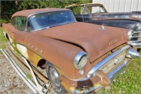 1955 Buick Century Riveria 2 Door Hard Top