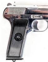 Gun Zastava M57 Semi Auto Pistol in 7.62mm