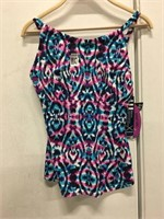 WOMENS SWIMSUIT TOP SIZE 8
