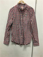 LEVIS MENS LONG SLEEVE SHIRT SIZE SMALL