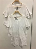HANES MENS SHIRT 2 PIECES SIZE SMALL
