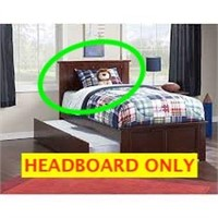 MADISON TWIN SIZE HEADBOARD (HEADBOARD ONLY)
