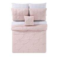 FULL SIZE TRULY SOFT 8 PIECE BED SET