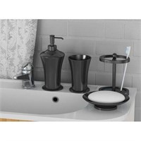 SOUTHBURY 4 PIECE BATHROOM ACCESSORIES