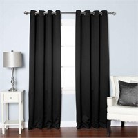 "BHF THERMAL BLACKOUT CURTAIN PANEL, 52""X96"""