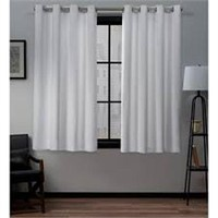 EXCLUSIVE HOME CURTAIN 52 IN X 63 IN