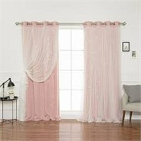 "THERMAL GROMMET CURTAIN PANEL 52"" X 63"""