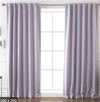 BEACHCREST BLACKOUT SOLID THERMAL CURTAIN