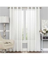 BEACHCREST BLACKOUT SOLID THERMAL CURTAIN GROMMET