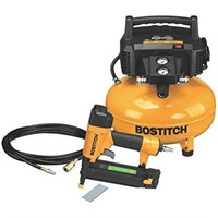BOSTITCH NAILER AND COMPRESSOR COMBO KIT