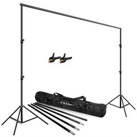 CRAPHY 200X300CM BACKDROP STAND SUPPORT SYSTEM