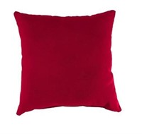 "PLOW & HEARTH 22"" OUTDOOR THROW PILLOW - 2 PCS."