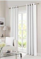 CANORAGREY BLACKOUT THERMAL GROMMET CURTAIN