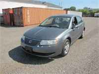 October 2nd - Live / Online Vehicle Auction