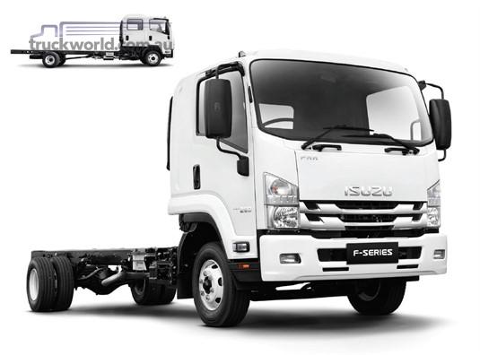 Isuzu FRD110-260 Auto LWB