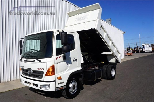 2010 Hino 500 Series 1018 FC - Trucks for Sale