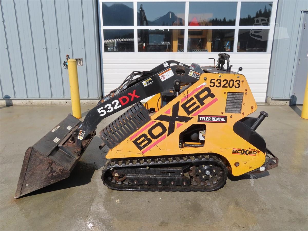 2012 BOXER 532DX For Sale In Juneau, Alaska ...