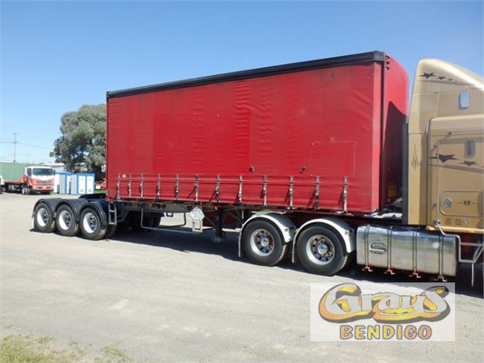 2003 Maxitrans Flat Top Trailer Grays Bendigo - Trailers for Sale