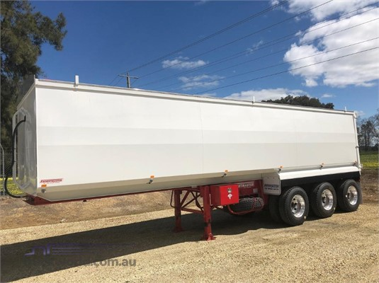 2020 Freightmaster Tipper Trailer - Trailers for Sale