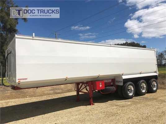 2020 Freightmaster Tipper Trailer DOC Trucks - Trailers for Sale