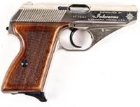 Gun Masuer Werke HSc Semi Auto Pistol in 9mm Kurz