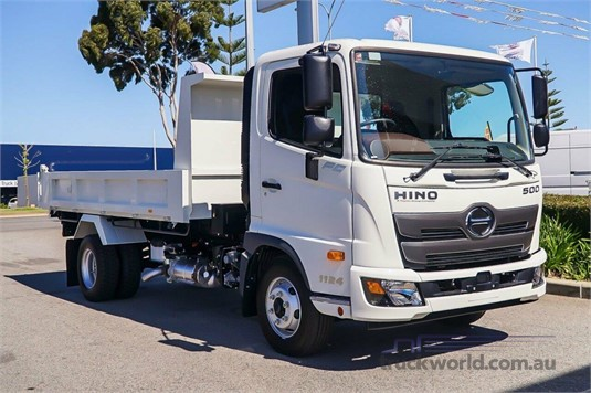 2019 Hino 500 Series WA Hino - Trucks for Sale