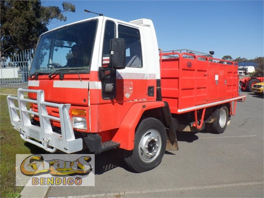 1982 Ford Cargo Grays Bendigo - Trucks for Sale