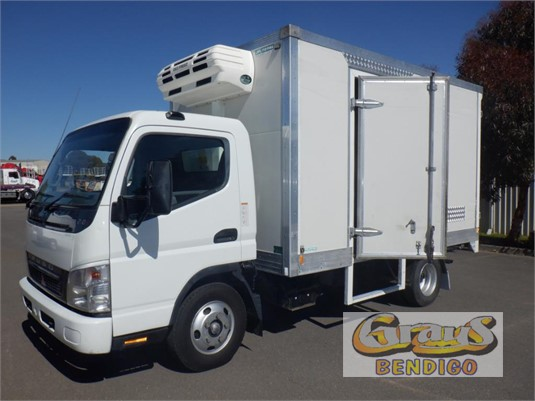 2006 Mitsubishi Canter 2.0 Grays Bendigo - Trucks for Sale