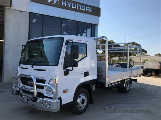 2020 Hyundai Mighty EX6 Super Cab MWB Adelaide Quality Trucks & AD Hyundai Commercial Vehicles - Trucks for Sale
