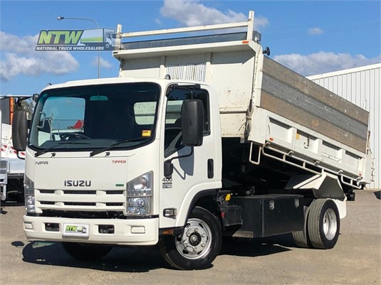 2015 Isuzu NPR 400 National Truck Wholesalers Pty Ltd - Trucks for Sale