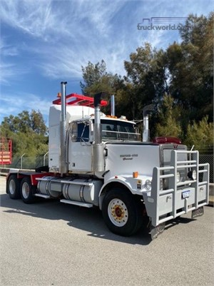 2003 Western Star 4900FX Truck Wholesale WA - Trucks for Sale