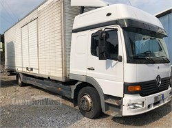MERCEDES-BENZ 1228  used