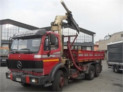 MERCEDES-BENZ 1826  used